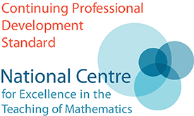 National Centre for Excellence in the teaching of Mathematics
